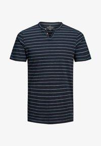 Jack & Jones PREMIUM - Print T-shirt - dark navy - 6