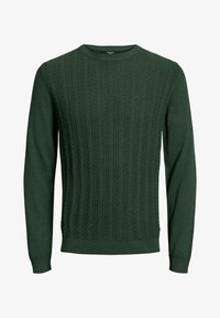 Jack & Jones PREMIUM - Neule - darkest spruce - 4