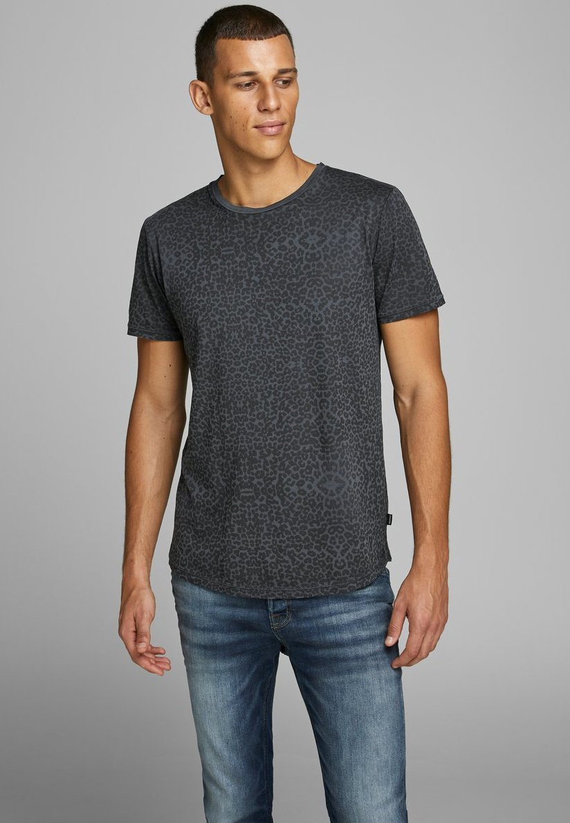Jack & Jones PREMIUM T-shirt z nadrukiem - black
