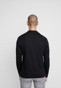 Jack & Jones PREMIUM - JPRLUTON LS TEE TURTLE NECK  - Langærmede T-shirts - black - 2