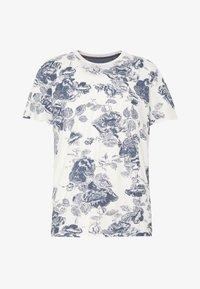 Jack & Jones PREMIUM - JPRCALEB  - T-shirt med print - cloud dancer - 3