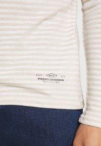 Jack & Jones PREMIUM - JPRBLADE TEE CREW NECK - Bluzka z długim rękawem - crockery - 4