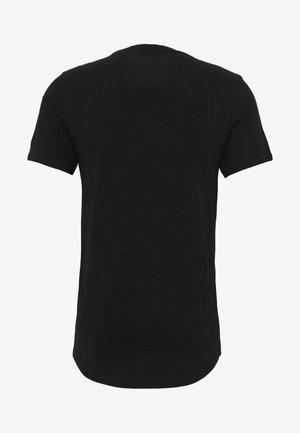 JPRBLA CORREL TEE  - T-shirts med print - black