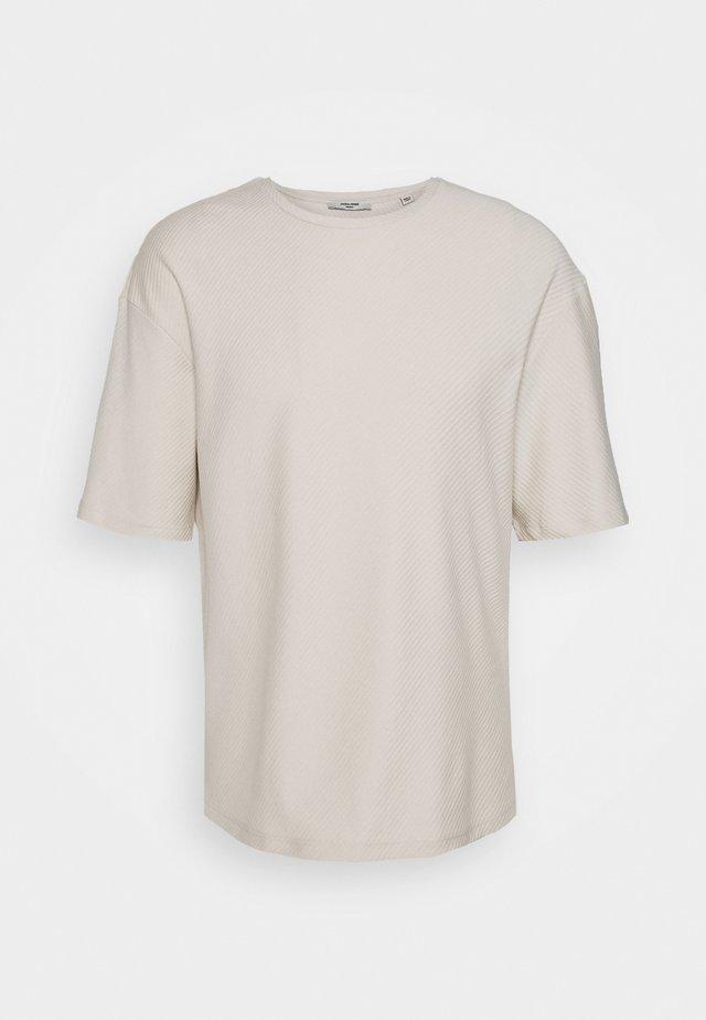 JPRBLA JOE TEE CREW NECK  - T-shirt basic - wind chime