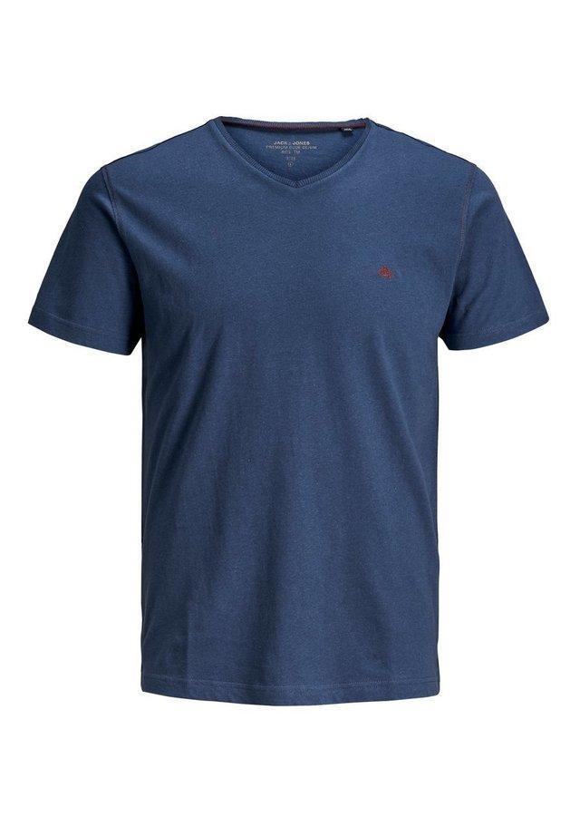 JPRFRANK - T-shirts basic - navy blazer