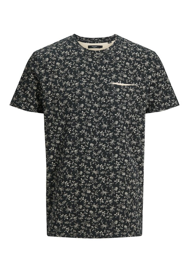 T-shirt print - caviar