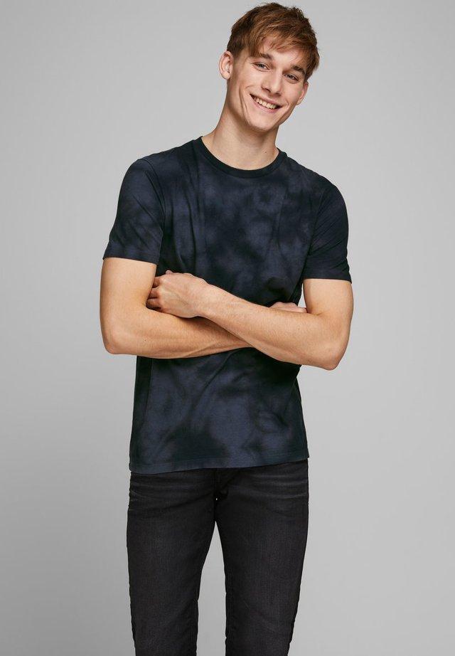 BATIK - T-shirt print - denim blue