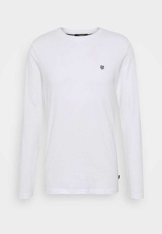 JPRBLAHARDY - Topper langermet - blanc de blanc