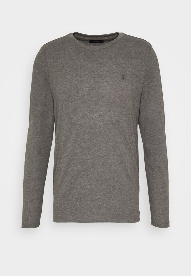 JPRBLAHARDY - Long sleeved top - grey melange