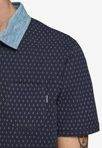 Jack & Jones PREMIUM - Koszulka polo - navy blazer - 4