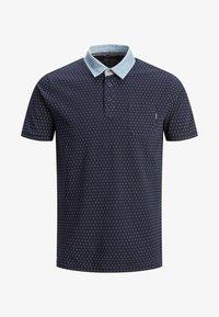 Jack & Jones PREMIUM - Koszulka polo - navy blazer - 5