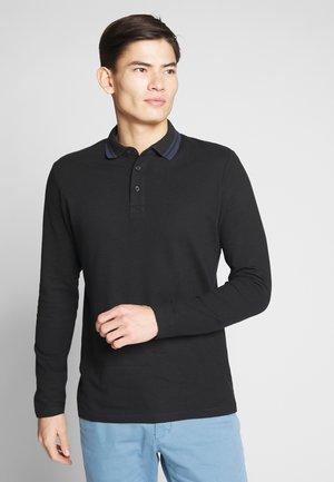 JPRBLA FANC - Koszulka polo - black