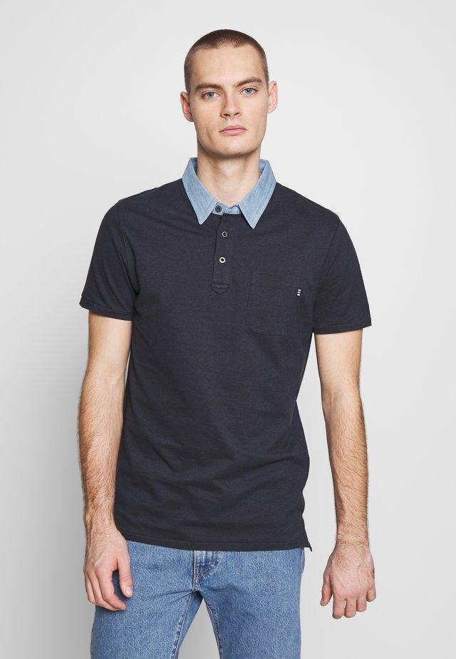 JPRDARREN - Polo - navy blazer