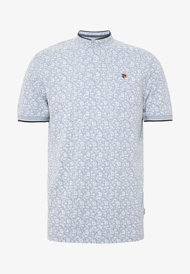 JPRWIN MAO - Print T-shirt - soul blue
