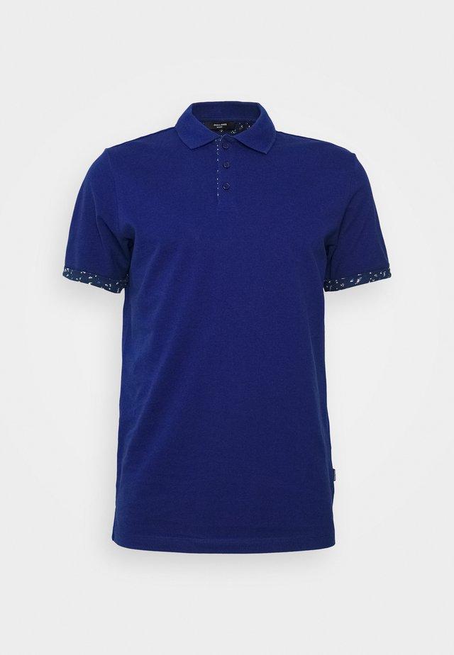 JPRBLACKPOOL  - Poloshirt - blue depths
