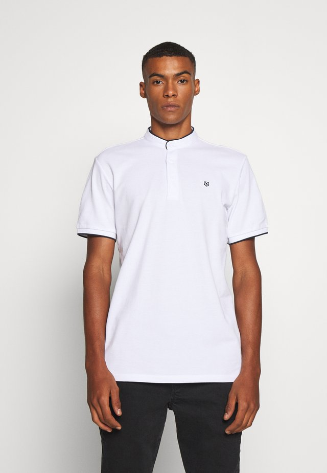 JPRAXEL MAO - Basic T-shirt - white