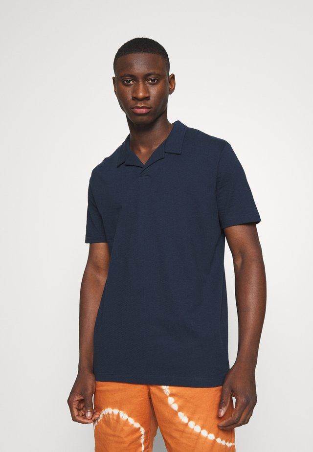 JPRHAROLD - Poloskjorter - navy blazer