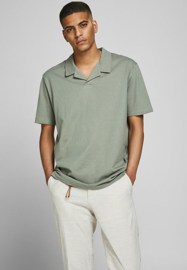 JPRHAROLD - Polo shirt - agave green