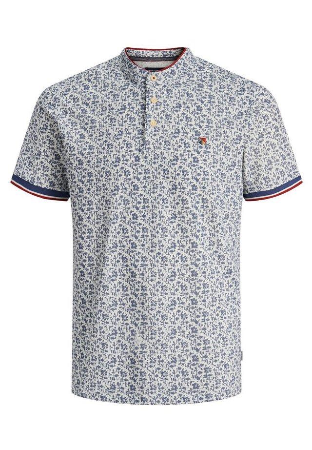 MANDARINKRAGEN - Poloshirt - whisper white