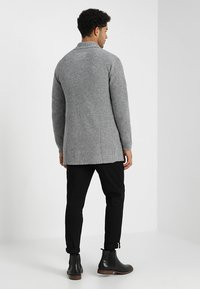 Jack & Jones PREMIUM - JPRKUNE - Cardigan - light grey melange - 2