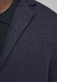 Jack & Jones PREMIUM - Blazer jacket - navy blazer - 4