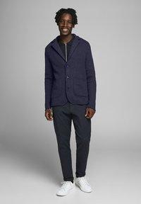 Jack & Jones PREMIUM - Blazer jacket - navy blazer - 1