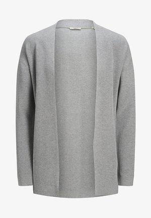 Neuletakki - light grey melange