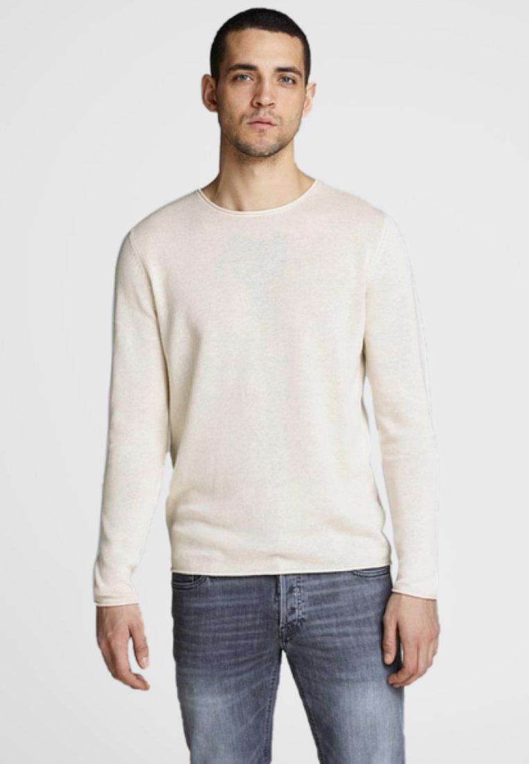 Jack & Jones PREMIUM - Sweatshirt - white