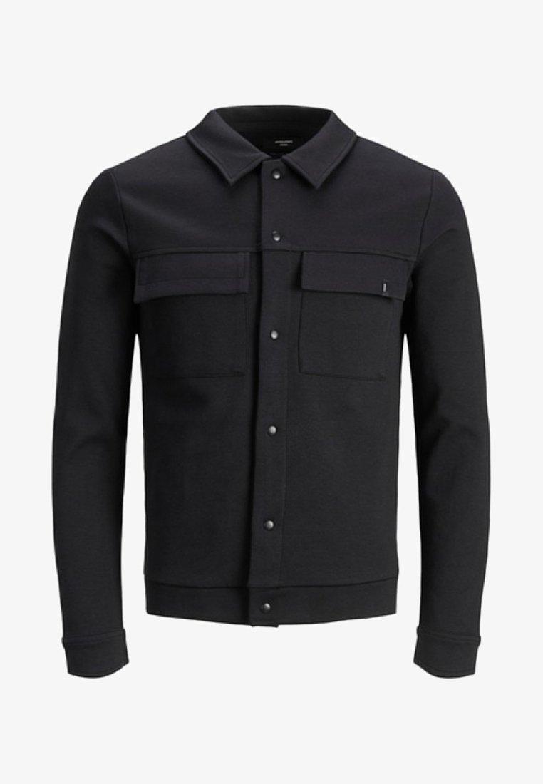 Jack & Jones PREMIUM - JPRHAL - Bluza rozpinana - black