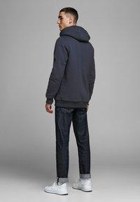 Jack & Jones PREMIUM - JPRJASON HOOD JACKET - Zip-up hoodie - blue - 2