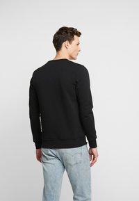 Jack & Jones PREMIUM - JPRPOCKET CREW NECK - Sweatshirt - black - 2