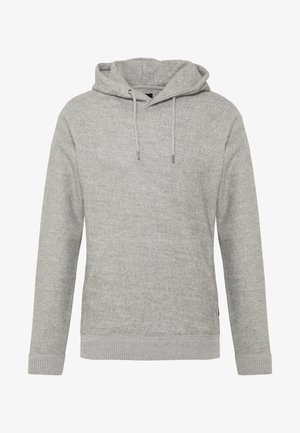 Hættetrøjer - cool grey/melange