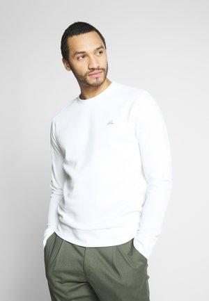 JPRFRANCO - Sweatshirt - blanc de blanc