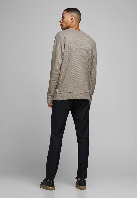 Jack & Jones PREMIUM JPRFRANCO - Sweatshirt - beige