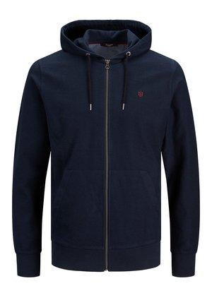 Bluza rozpinana - navy blazer