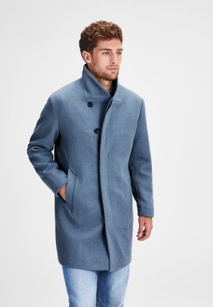 JPRNEWGOTHAM - Classic coat - blue