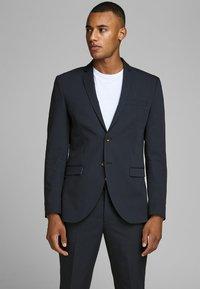 Jack & Jones PREMIUM - Suit jacket - dark navy - 0