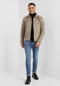 Jack & Jones PREMIUM - JPRBLAIR JACKET - Lehká bunda - fallen rock - 1