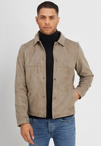 Jack & Jones PREMIUM - JPRBLAIR JACKET - Lehká bunda - fallen rock - 0