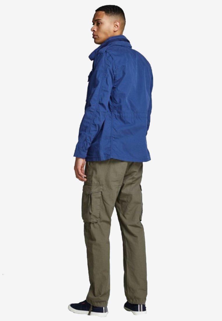 Jones BlousonLight Premium Blue Jackamp; CerWxoQdB