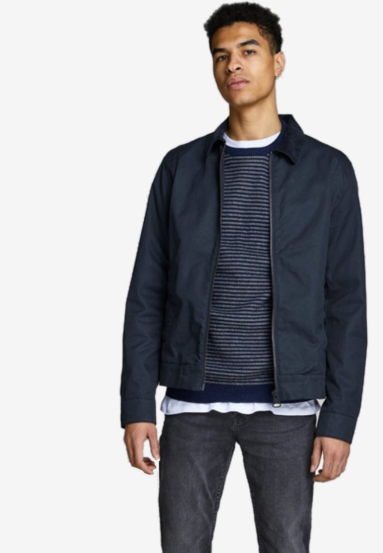 Jack & Jones PREMIUM - Tunn jacka - dark navy