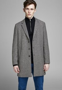 Jack & Jones PREMIUM - JPRMOULDER  - Cappotto corto - dark grey melange - 0
