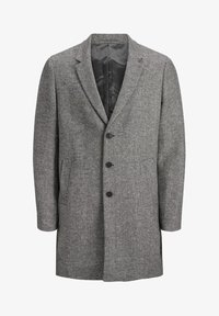 Jack & Jones PREMIUM - JPRMOULDER  - Cappotto corto - dark grey melange - 6