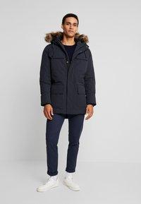 Jack & Jones PREMIUM - JPREXPEDITION - Winter coat - dark navy - 1
