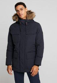 Jack & Jones PREMIUM - JPREXPEDITION - Winter coat - dark navy - 0
