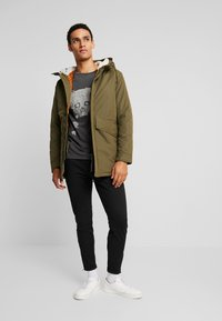 Jack & Jones PREMIUM - JPRWETFORD - Parka - olive night - 1