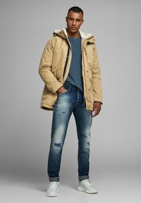 Jack & Jones PREMIUM - JPRWETFORD - Parka - brown - 1