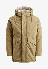 Jack & Jones PREMIUM - JPRWETFORD - Parka - brown - 4