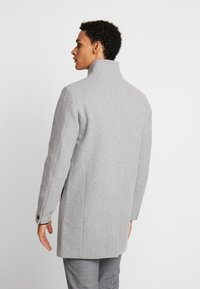 Jack & Jones PREMIUM - JPRCOLLUM - Short coat - light grey melange - 2