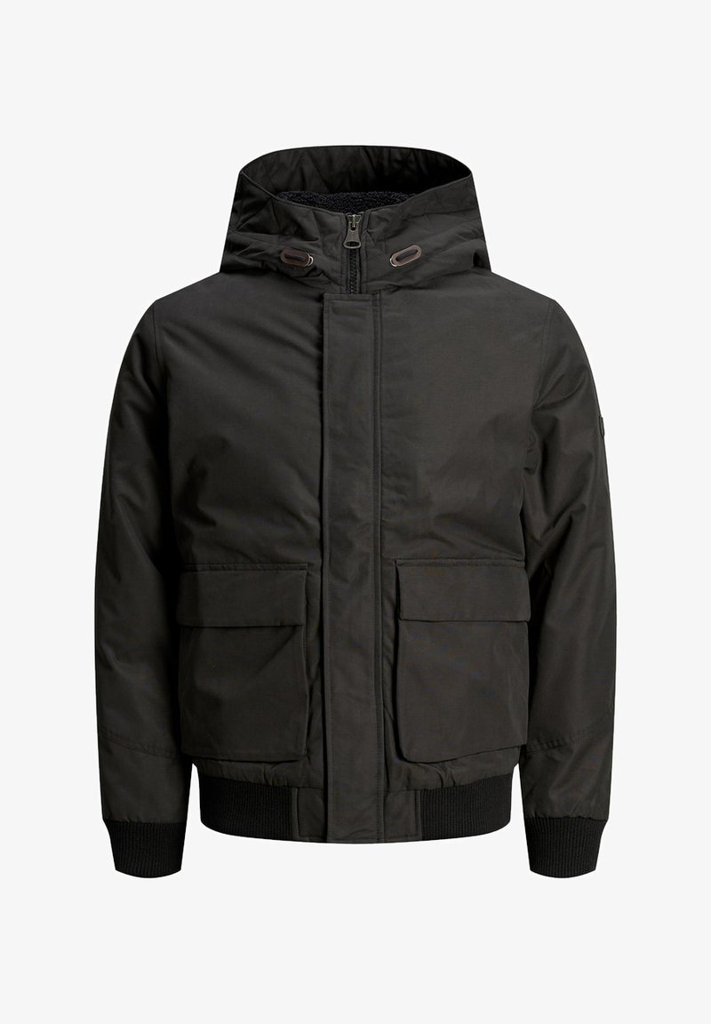Jack & Jones PREMIUM - Winterjacke - black